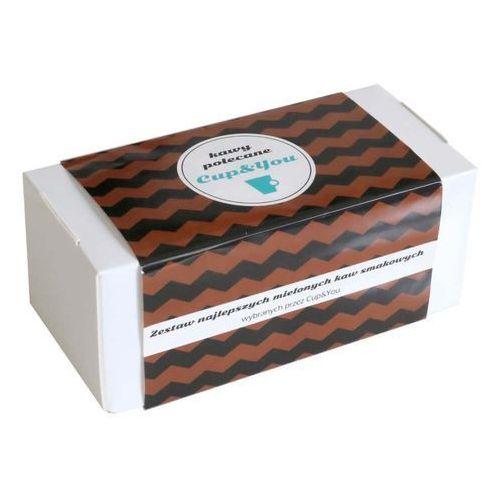 Kawy polecane Cup&You – zestaw wyselekcjonowanych kaw aromatyzowanych, 20 smaków po 10g