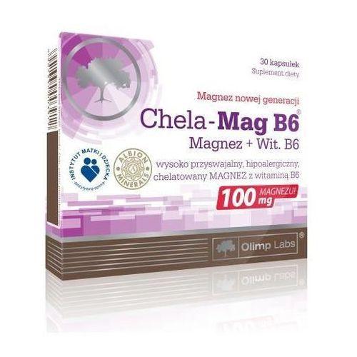 Olimp chela-mag b6, 60 kapsułek marki Olimp laboratories