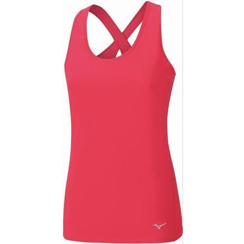 Mizuno koszulka sportowa active tank diva pink (5054698214190)