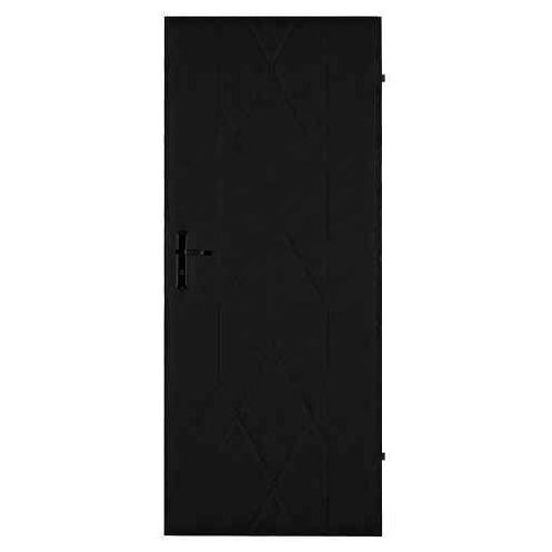 Gockowiak Tapicerka drzwiowa krata 1 czarny 85cm