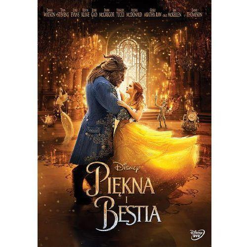 Piękna i Bestia (DVD) - Bill Condon (7321917506199)