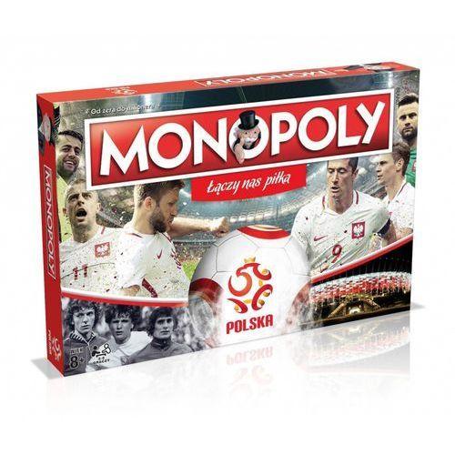 OKAZJA - Winning moves Monopoly reprezentacja polski pzpn