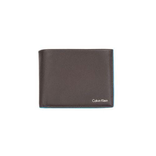 cabral portfel brown marki Calvin klein