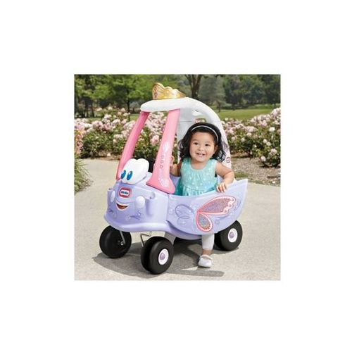 Jeździk fairy cozy coupe marki Little tikes