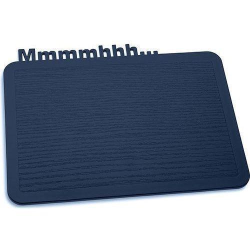 Koziol Deska śniadaniowa happy boards mmmmhhh... welwetowy błękit