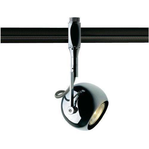 Lampa do systemu szynowego wysokonapięciowego 185692 easy tec ii chrom, gu10, 50 w light eye, chrom marki Slv