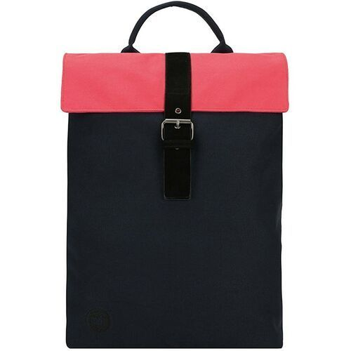 Plecak - day pack contrast canvas blue black/washed red (a28) rozmiar: os marki Mi-pac