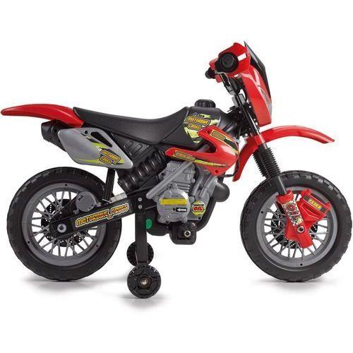 Feber motocykl na akumulator 6v motorbike cross 400f (8411845009325)