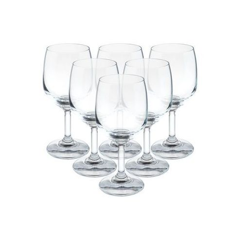 Krosno / casual epicure Krosno epicure kieliszki do białego wina 170 ml 6 sztuk