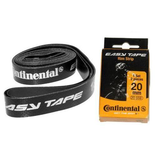 """Continental Co0195000 ochraniacz dętki/taśmy easy tape 26"""" 20-559 zestaw 2 szt."""
