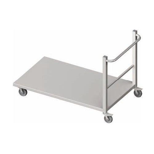 Wózek transportowy platforma 1100x500x950 mm   STALGAST, 981995110