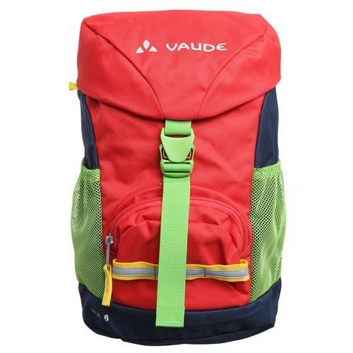 Vaude AYLA 6 Plecak marine/red, kolor niebieski
