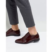 Kg by kurt geiger rayleigh hi shine derby shoes - red, Kg kurt geiger