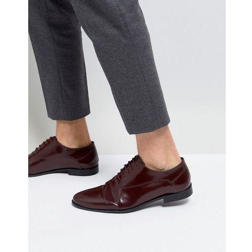Kg by kurt geiger rayleigh hi shine derby shoes - red, Kg kurt geiger