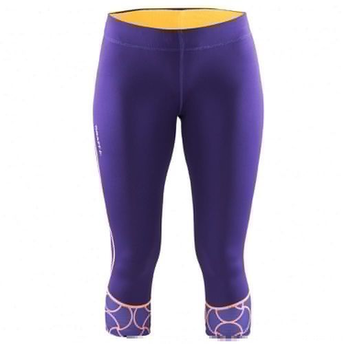 CRAFT Devotion Capri - damskie spodnie 3/4