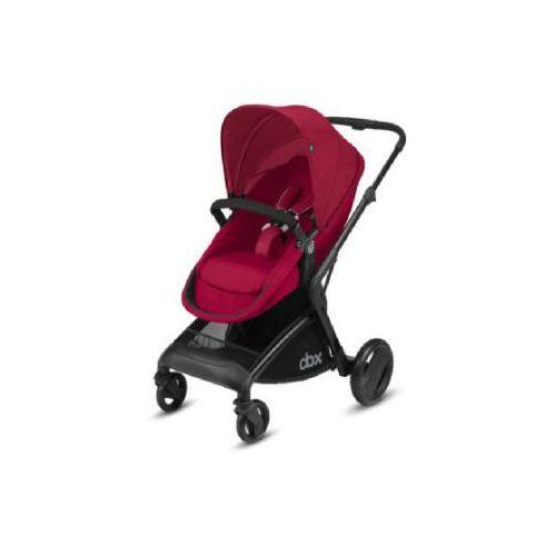 cbx Wózek spacerowy Bimsi Flex Crunchy Red-czerwony