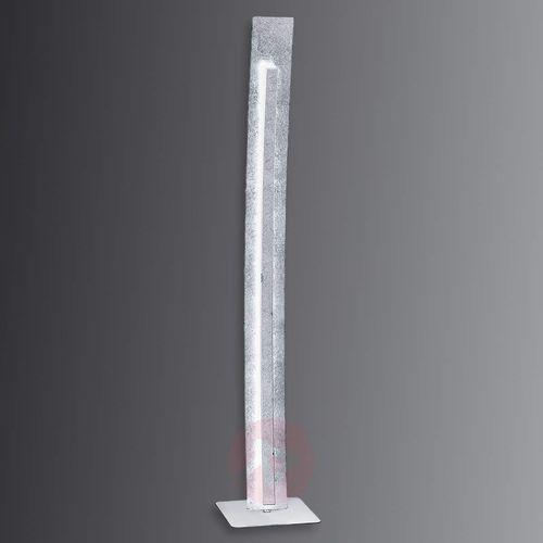 Paul neuhaus nevis lampa stojąca led srebrny, 1-punktowy - design - obszar wewnętrzny - nevis - czas dostawy: od 4-8 dni roboczych