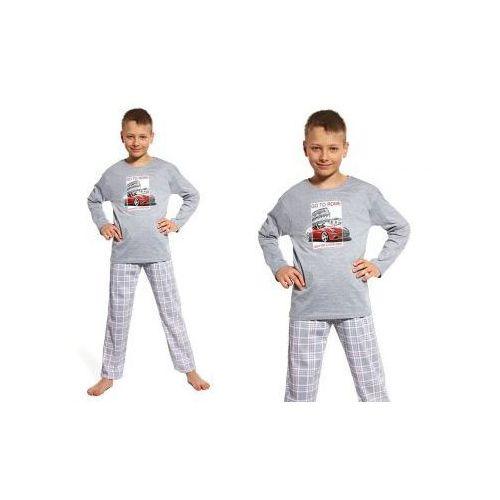 Piżama dziecięca ROMI: szary