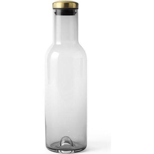 Karafka do wody lub wina, 1 l, mosiądz/szary - Menu (5709262028030)