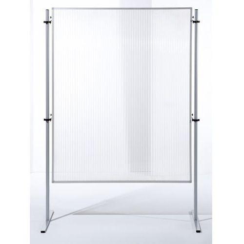Ścianka funkcyjna, wys. x szer. 1500x1200 mm, płyta z poliwęglanu, opak. 1 szt.