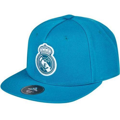 Hreal67j: real madryt - czapka junior marki Adidas