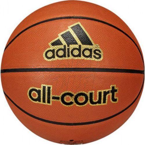 Piłka do koszykówki  all court x35859 wyprodukowany przez Adidas