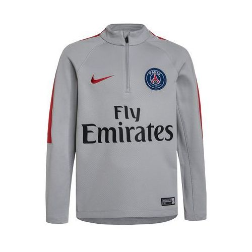 Nike Performance PARIS SAINT GERMAIN Koszulka sportowa wolf grey/university red, 810088