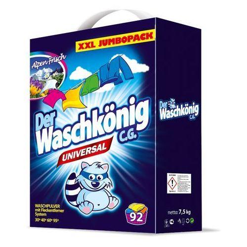 uniwersalny proszek do prania 7,5 kg marki Waschkonig