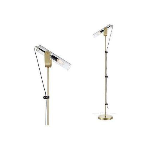 LAMPA podłogowa WINSTON 106842 Markslojd OPRAWA metalowa mosiądz