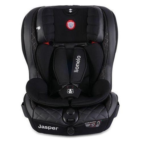 Fotelik 9-36 kg Jasper czarny skóra - DARMOWA DOSTAWA!!! (5902581652959)