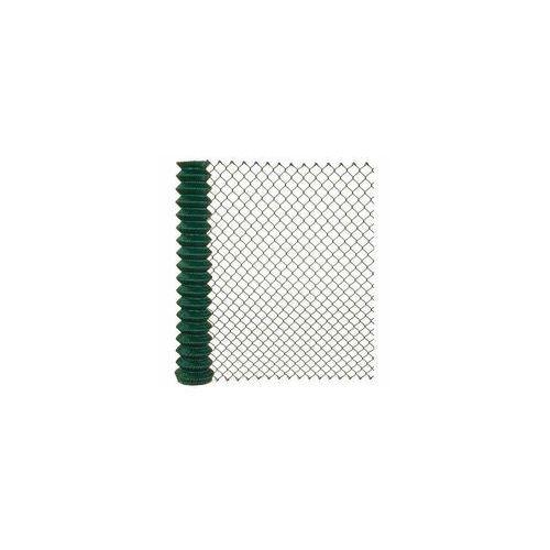 Siatka ogrodzeniowa pleciona 1.5 x 10 m zielona soc pvc marki Arcelor mittal