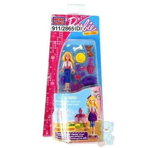 Klockowa Lalka Barbie Mega Bloks zestawy Szósty