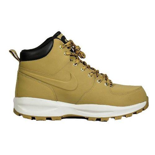 Buty zimowe manoa leather - 454350-700 - piaskowy, Nike