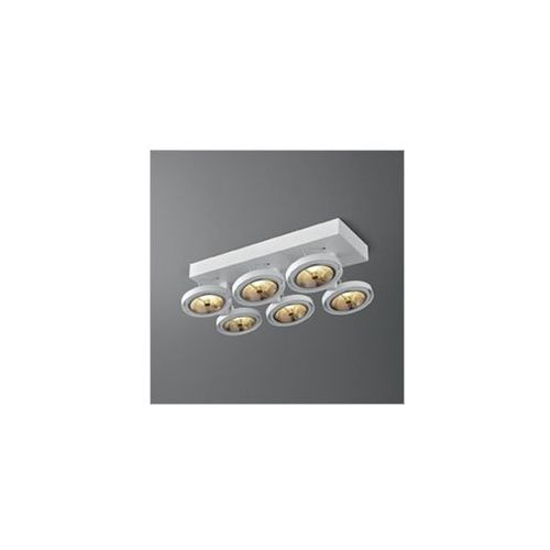 Bares 111 x6 sl reflektory 15016-01 aluminiowy marki Aquaform