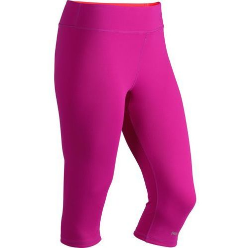 Marmot damskie spodnei wm's catalyst 3/4 rev. tight beet purple/bright pink xs