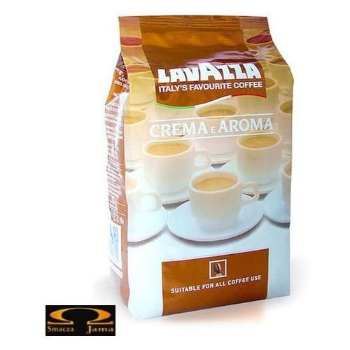 Kawa Lavazza Crema e Aroma 1kg, 5356-69849