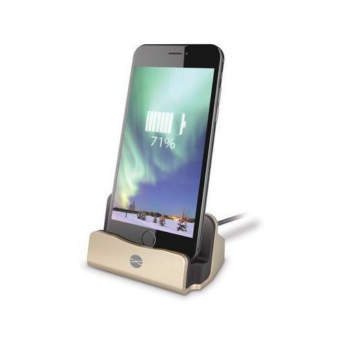 Forever Stacja dokująca do iphone ds-01 złota (5900495504074)