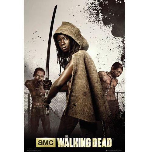 The Walking Dead - Michonne - plakat (5028486234356)