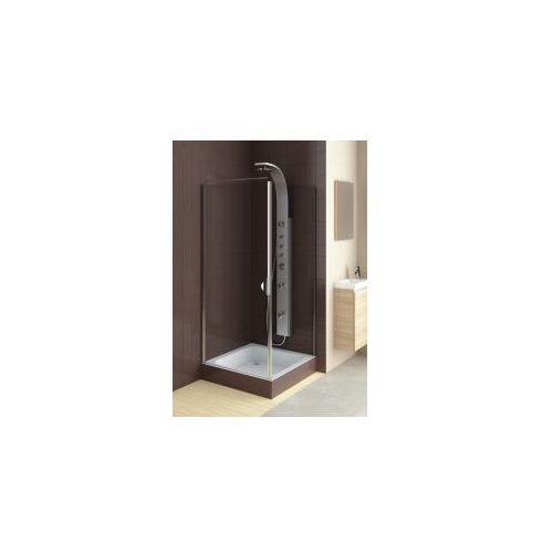 Aquaform drzwi glass 5 90 uchylne, montaż we wnęce lub ze ścianką 103-06373/103-06371