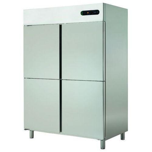 Asber Szafa chłodnicza 4-drzwiowa 1400 l, 1388x826x2008 mm   , ecp-1404