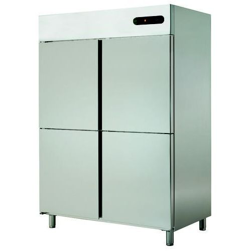 Szafa chłodnicza 4-drzwiowa 1400 l, 1388x826x2008 mm   , ecp-1404 marki Asber