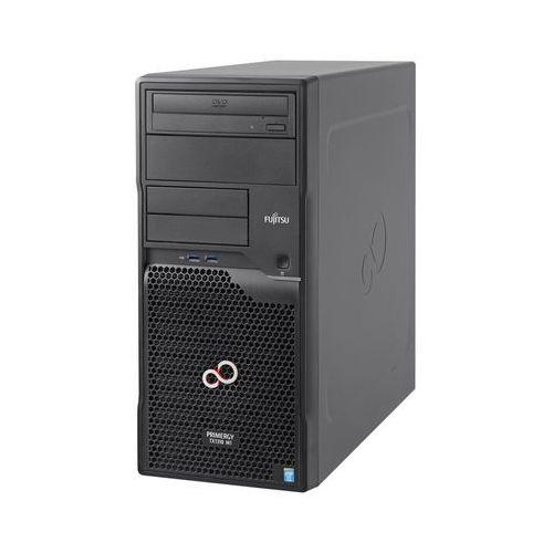 Serwer Fujitsu TX1310 M1 4-core XEON E3-1246v3 3.5GHz + 1x8GB DDR3 1600MHz + 2x2TB SATA