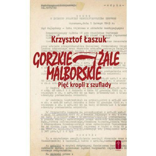 Gorzkie żale malborskie. Pięć kropli z szuflady, Krzysztof Łaszuk