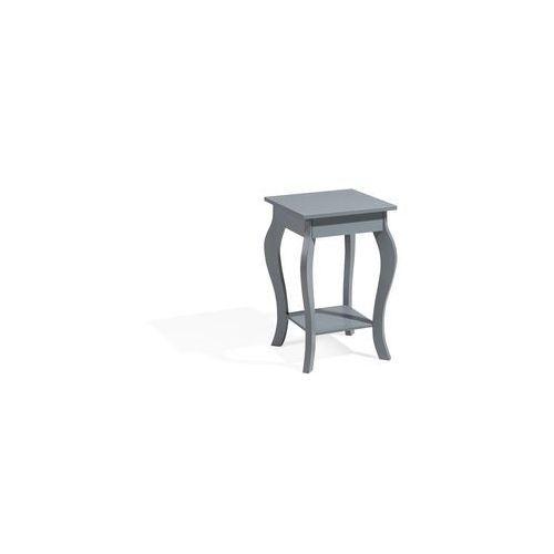 Beliani Stolik kawowy szary avon (4260580926923)