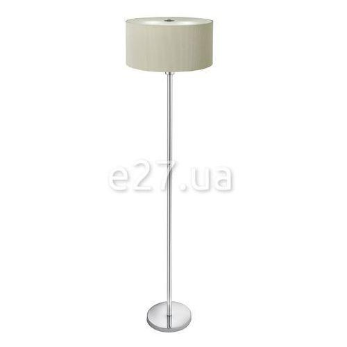 Eu5663-3cr lampa podłogowa drum kremowa marki Searchlight