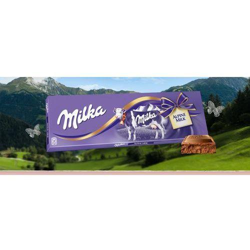 Czekolada mleczna Milka 270 g