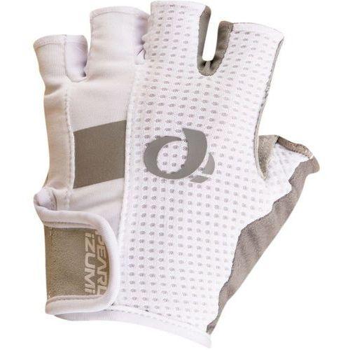 Pearl izumi elite gel rękawiczki kobiety, white m | 7,5-8 2019 rękawiczki krótkie