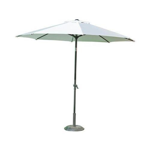Rojaplast parasol ogrodowy 8000s biały (600/2)