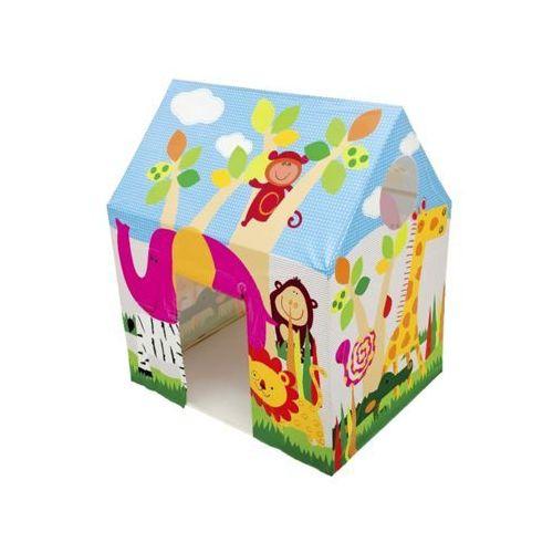 OKAZJA - Domek dla dzieci z okienkiem dżungla 95 x 75 x 107 cm INTEX 45642 (6941057402703)