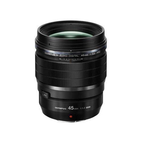 Olympus m. zuiko digital ed 45mm f/1.2 pro - przyjmujemy używany sprzęt w rozliczeniu | raty 20 x 0%